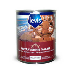 Яхтен лак 0.75л гланцов Ultravernish Yacht Brilliant