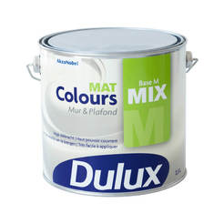 Боя интериорна мат Dulux DX Colours Мат М 2.5л