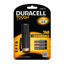 Джобен LED фенер Tough Compact 11 65 lm DURACELL
