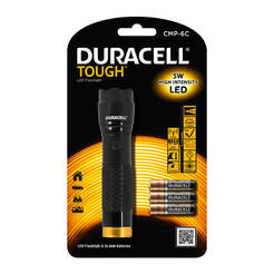 Джобен LED фенер Tough Compact 6 C 265 lm DURACELL
